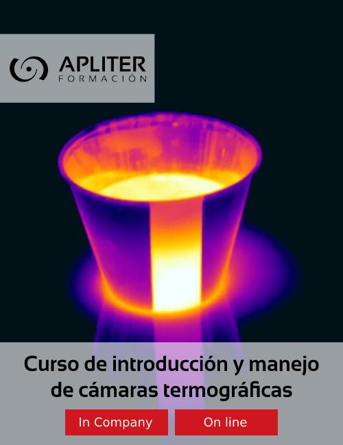 Curso Introducción a la termografía, Apliter Termografia
