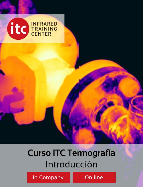 Curso ITC Termografía Introducción, Apliter Termografia