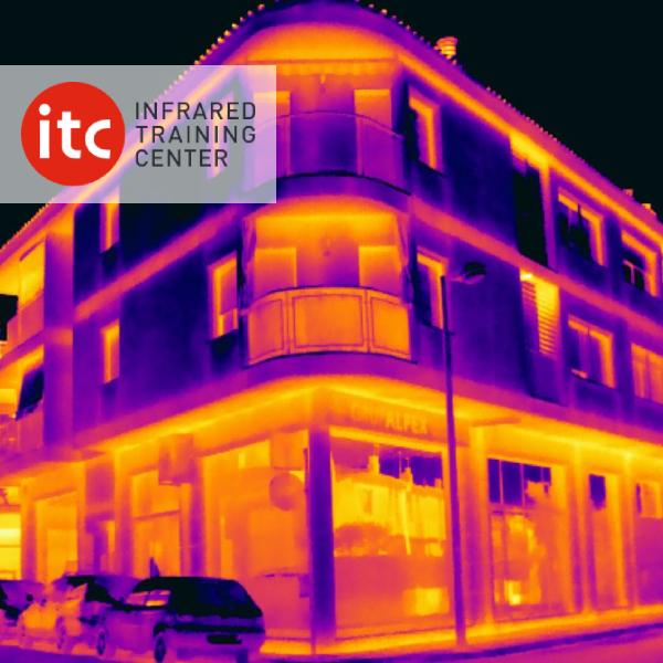 Curso ITC Termografía Edificación, Apliter Termografia