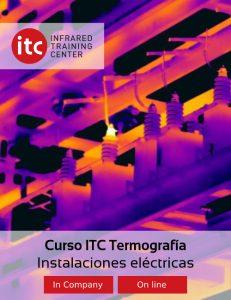 Curso ITC Termografía Instalaciones eléctricas, Apliter Termografia