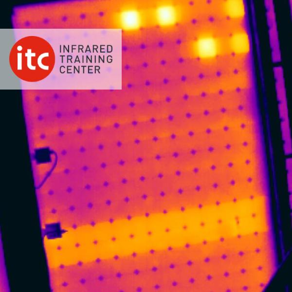 Curso ITC Termografía Instalaciones fotovoltaicas, Apliter Termografia