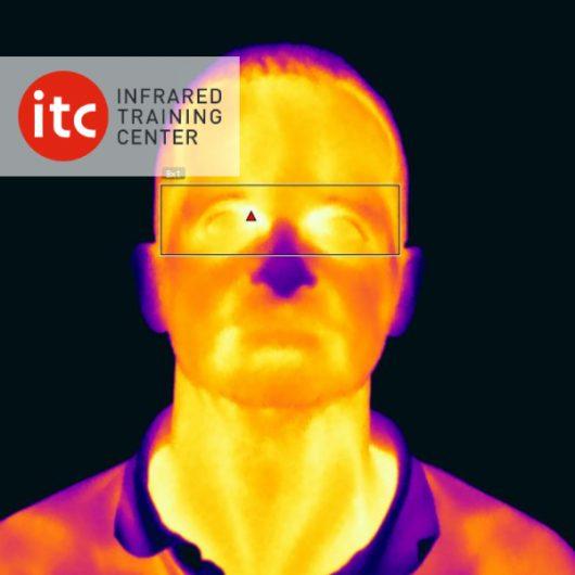 Curso ITC Termografía Medición de temperatura en humanos, Apliter Termografia