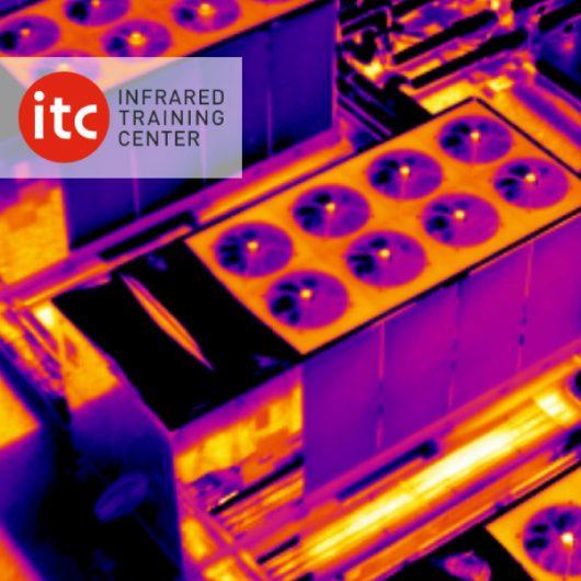 Curso ITC Termografía Inspecciones aéreas con Dron, Apliter Termografia