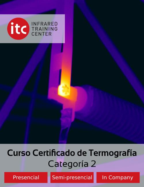 Curso Certificado ITC Categoria 2, Apliter Termografia